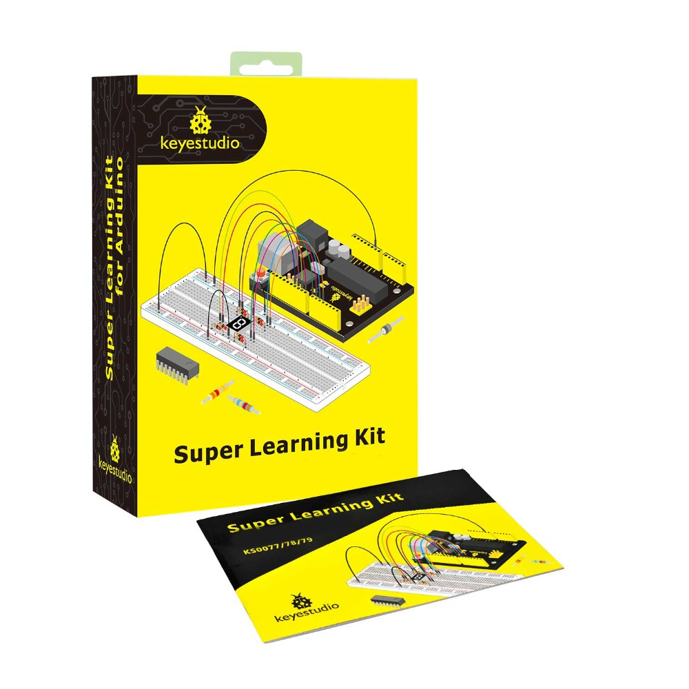 Keyestudio Super Starter kit/Learning Kit(UNO R3)